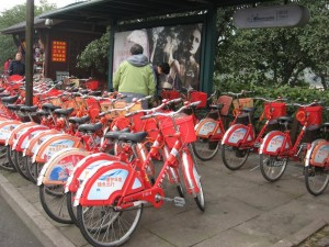 Hangzhou Bike Station