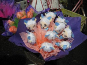 Sheep Head Bouquets